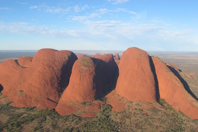 Kata Tjuta and Uluru Grand View Helicopter Flight - Accommodation in Brisbane