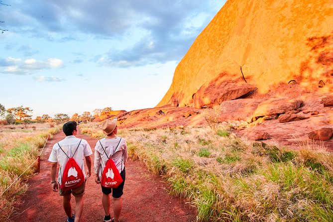 Uluru Sunrise and Guided Base Walk - Accommodation in Brisbane