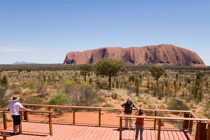 Uluru Small Group Tour including Sunset - Accommodation in Brisbane