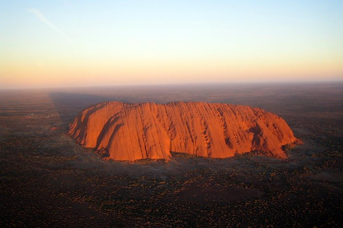 Fixed-Wing Scenic Flight from Uluru Ayers Rock - Accommodation in Brisbane