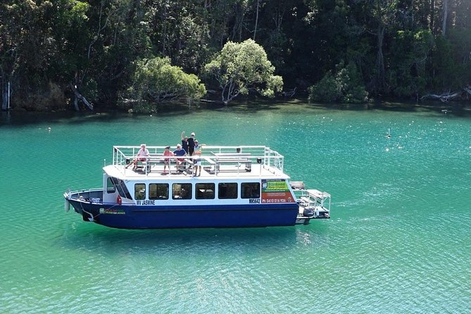 Brunswick Heads Rainforest Eco-Cruise - Accommodation in Brisbane