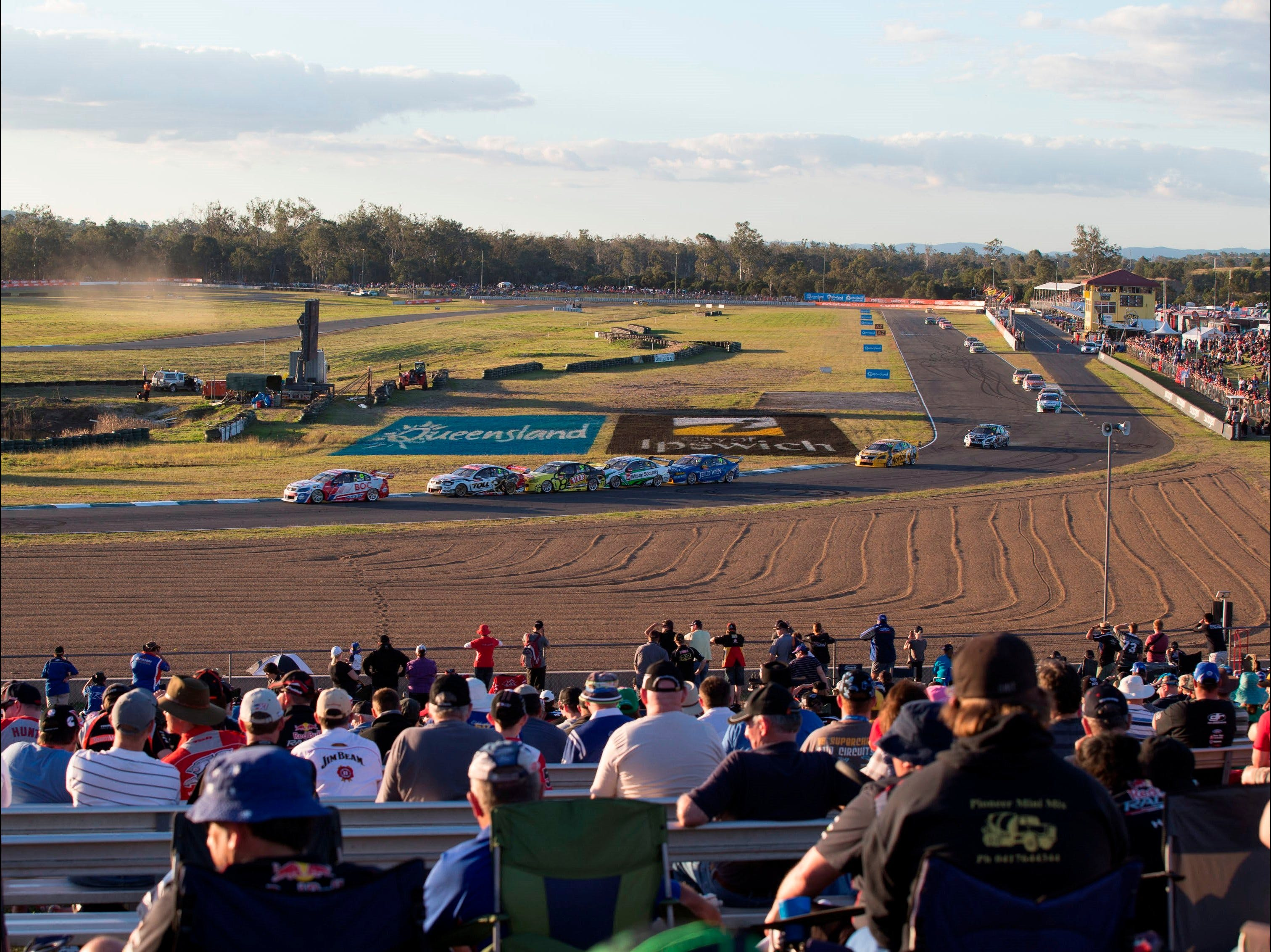 Ipswich Motorsport Precinct - Accommodation in Brisbane