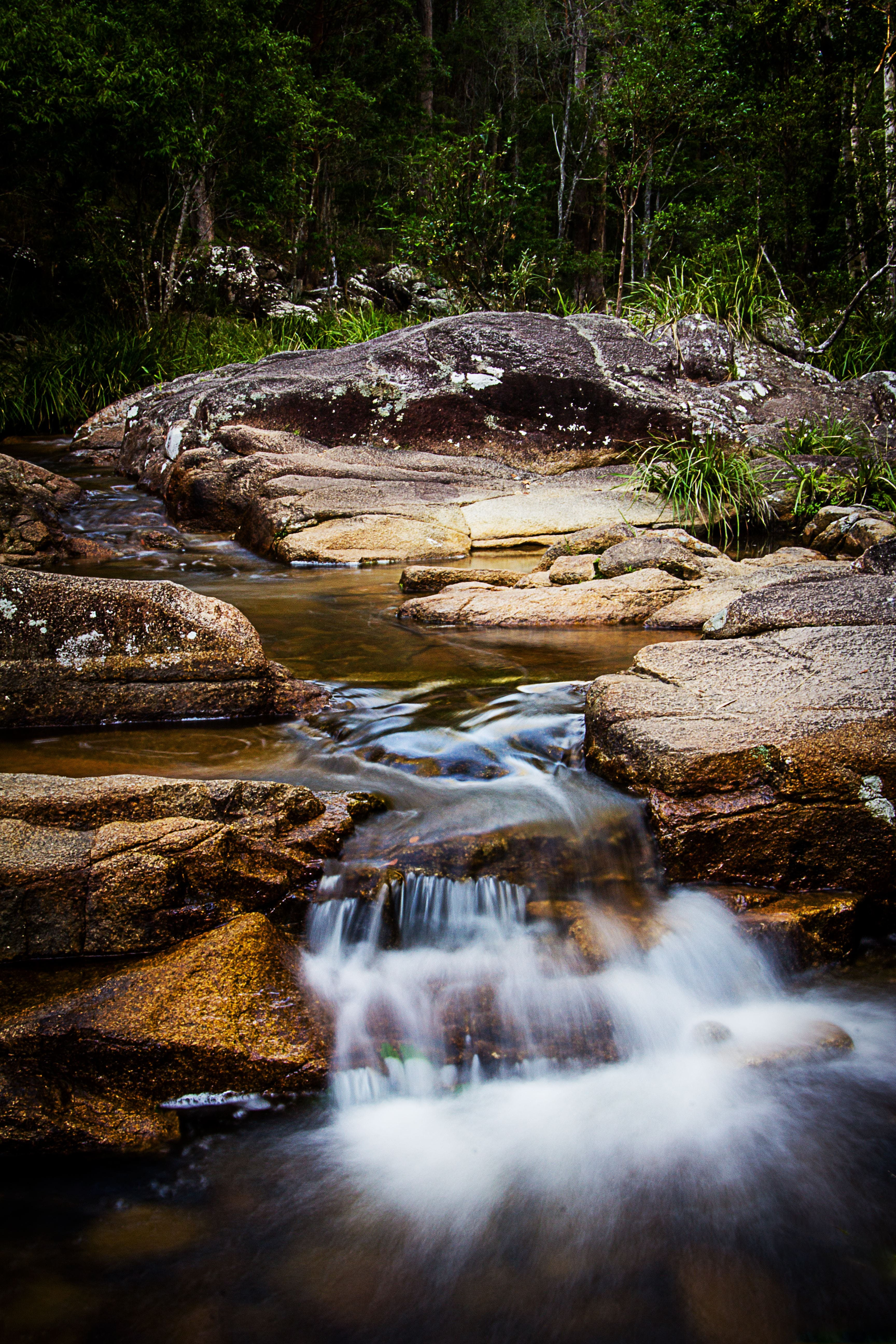 Mothar Mountain Rockpools - Accommodation in Brisbane