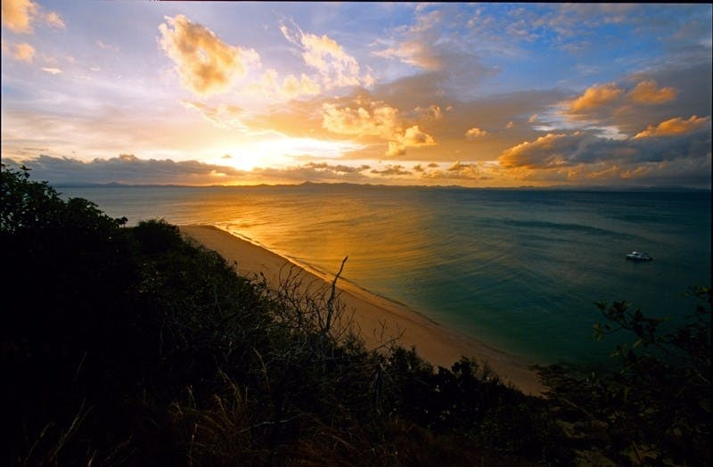 North Keppel Island Hilltop Trail - Accommodation in Brisbane