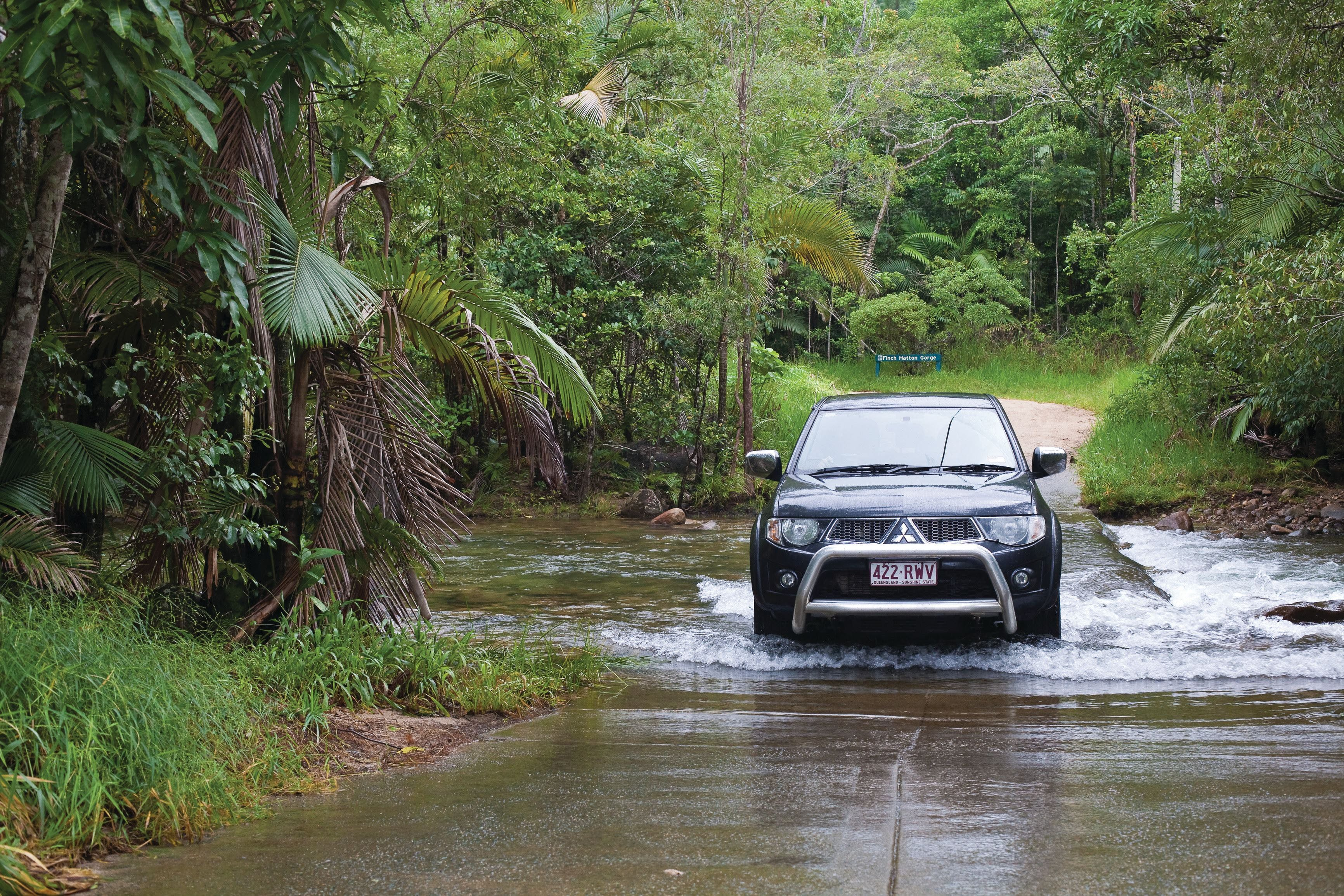 The Pioneer Valley and Eungella National Park - Accommodation in Brisbane