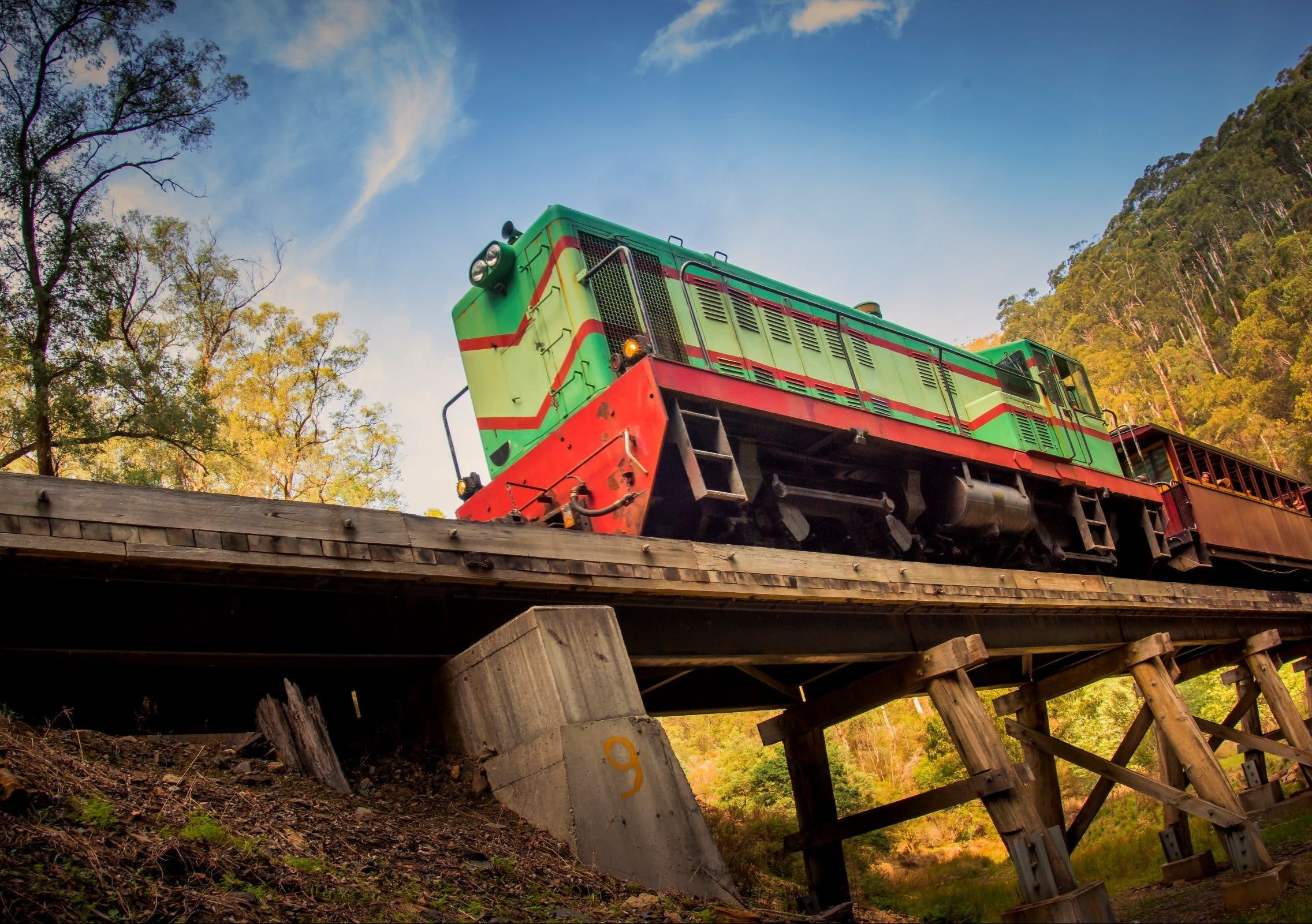Walhalla Goldfields Railway - Accommodation in Brisbane