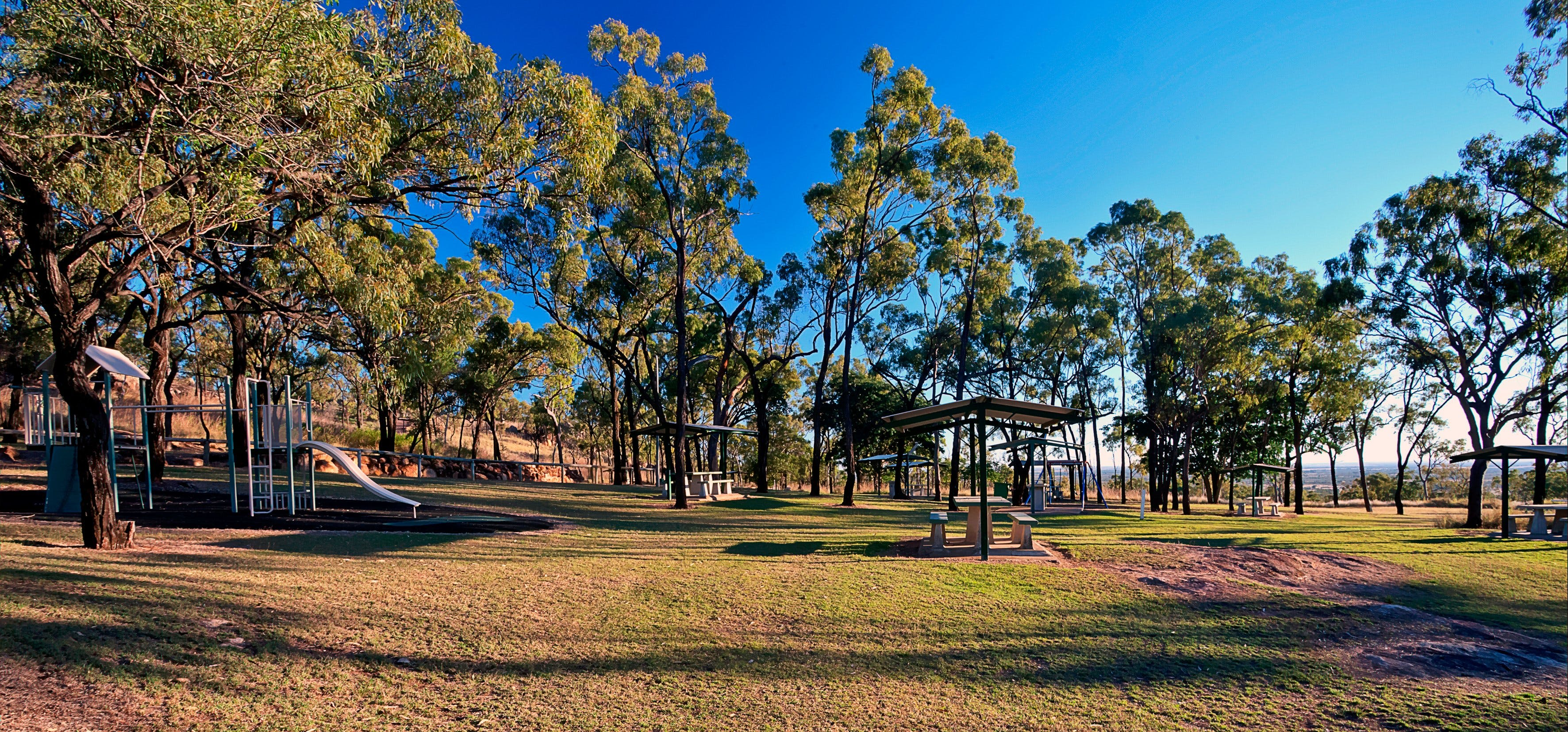 Blue Mountain Park - Accommodation in Brisbane
