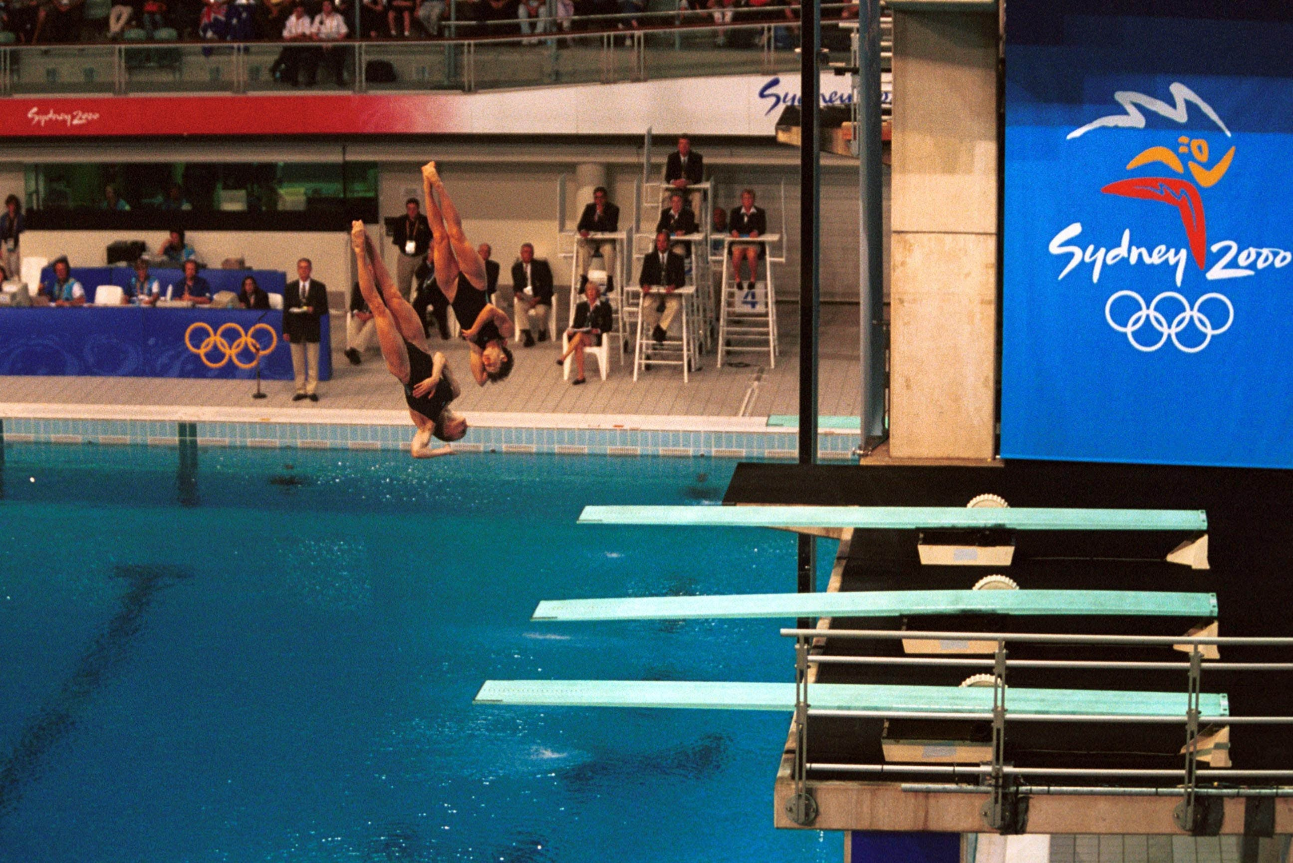 Dive Into History at Sydney Olympic Park Aquatic Centre - Accommodation in Brisbane