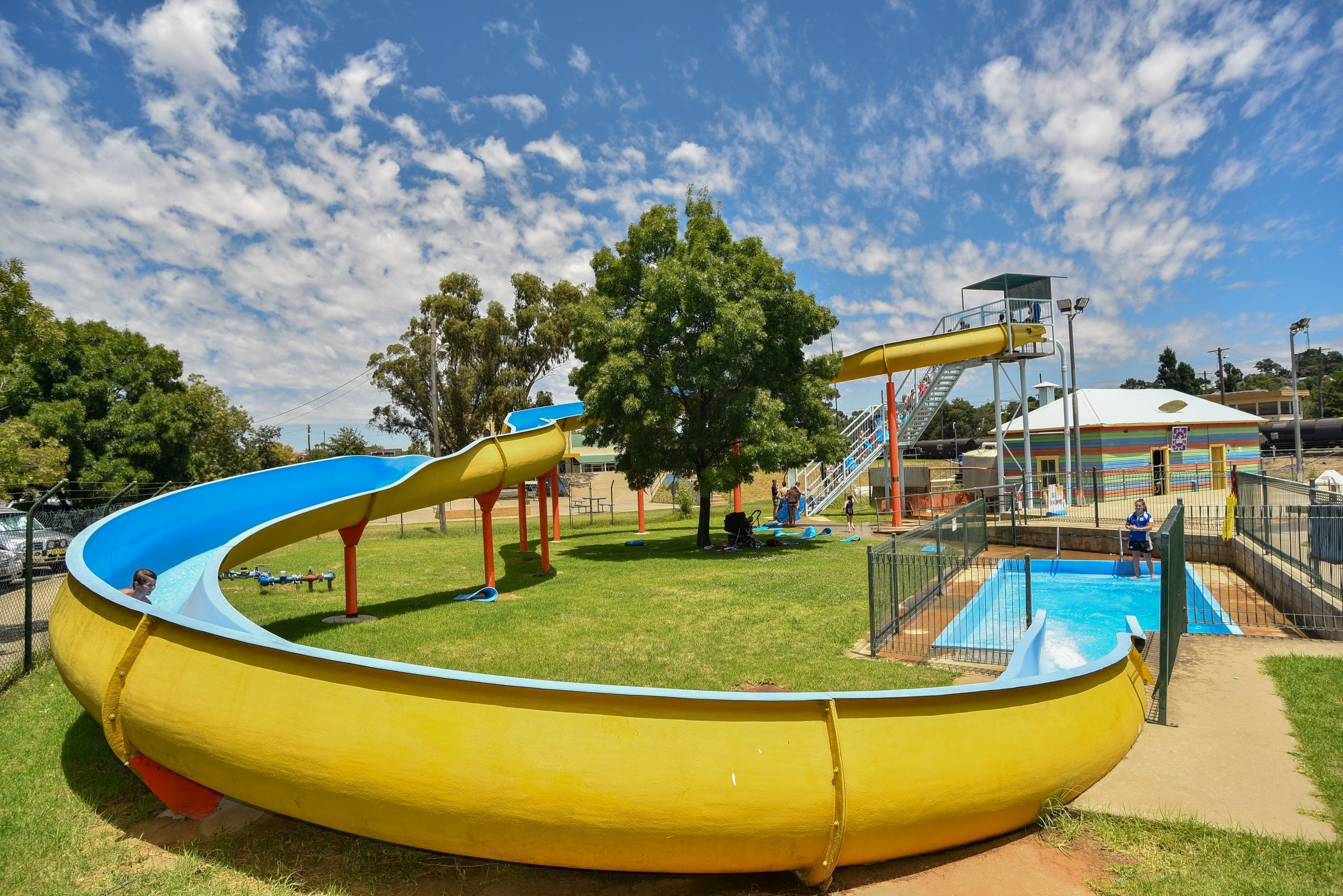 Junee Junction Recreation and Aquatic Centre - Accommodation in Brisbane