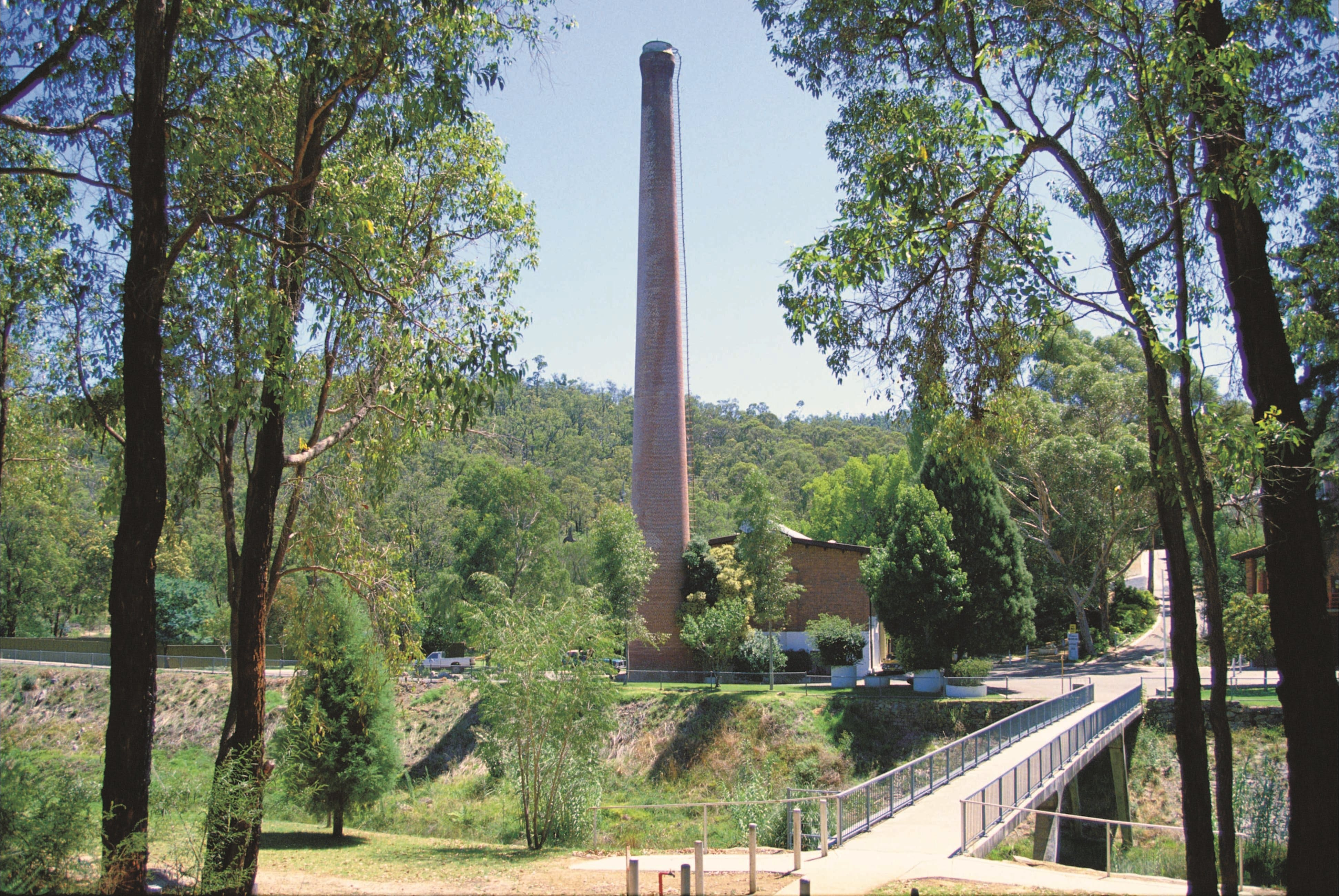 No 1 Pump Station Mundaring - Accommodation in Brisbane