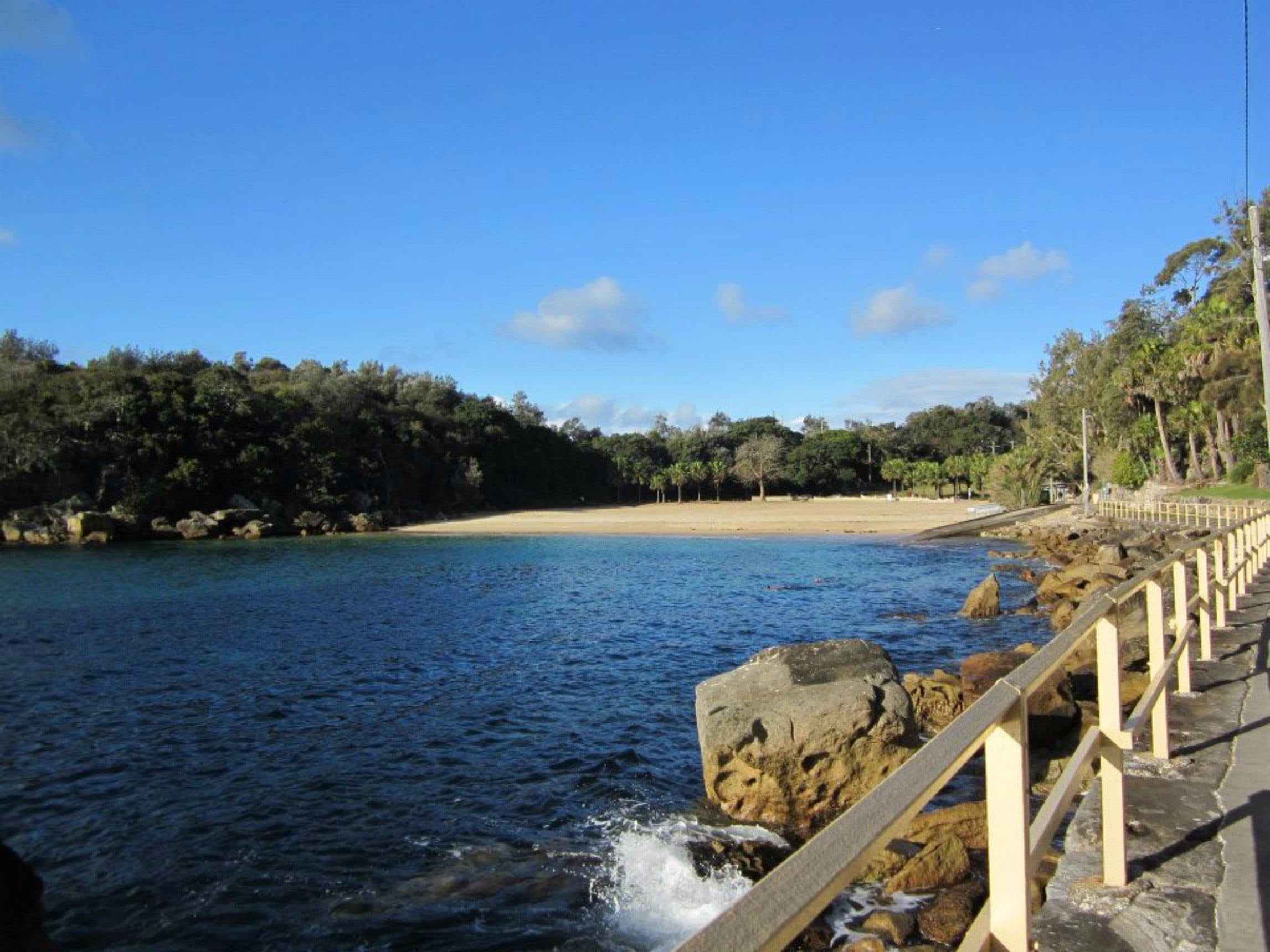 Shelly Beach Manly - Accommodation in Brisbane