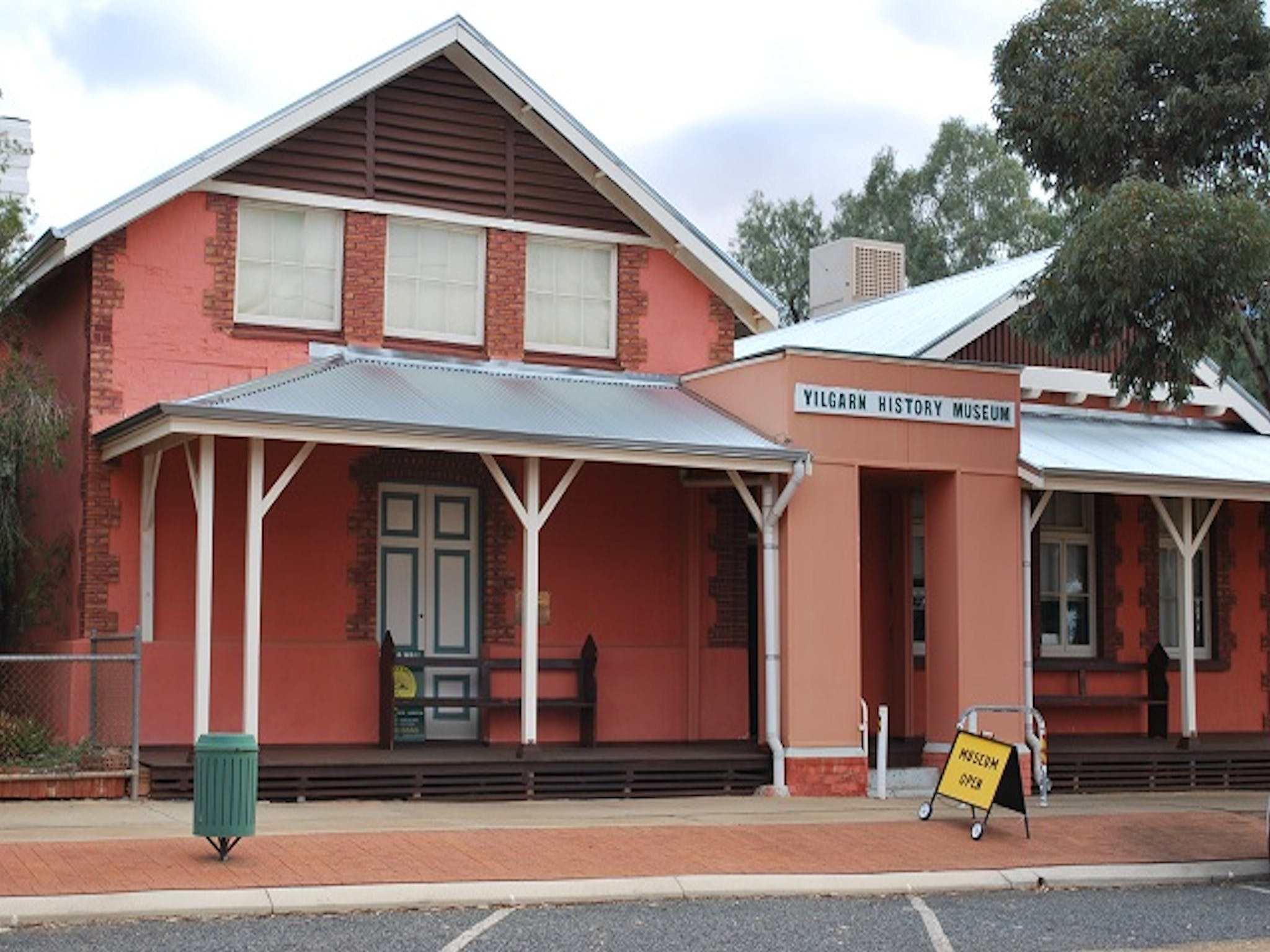 Yilgarn History Museum - Accommodation in Brisbane