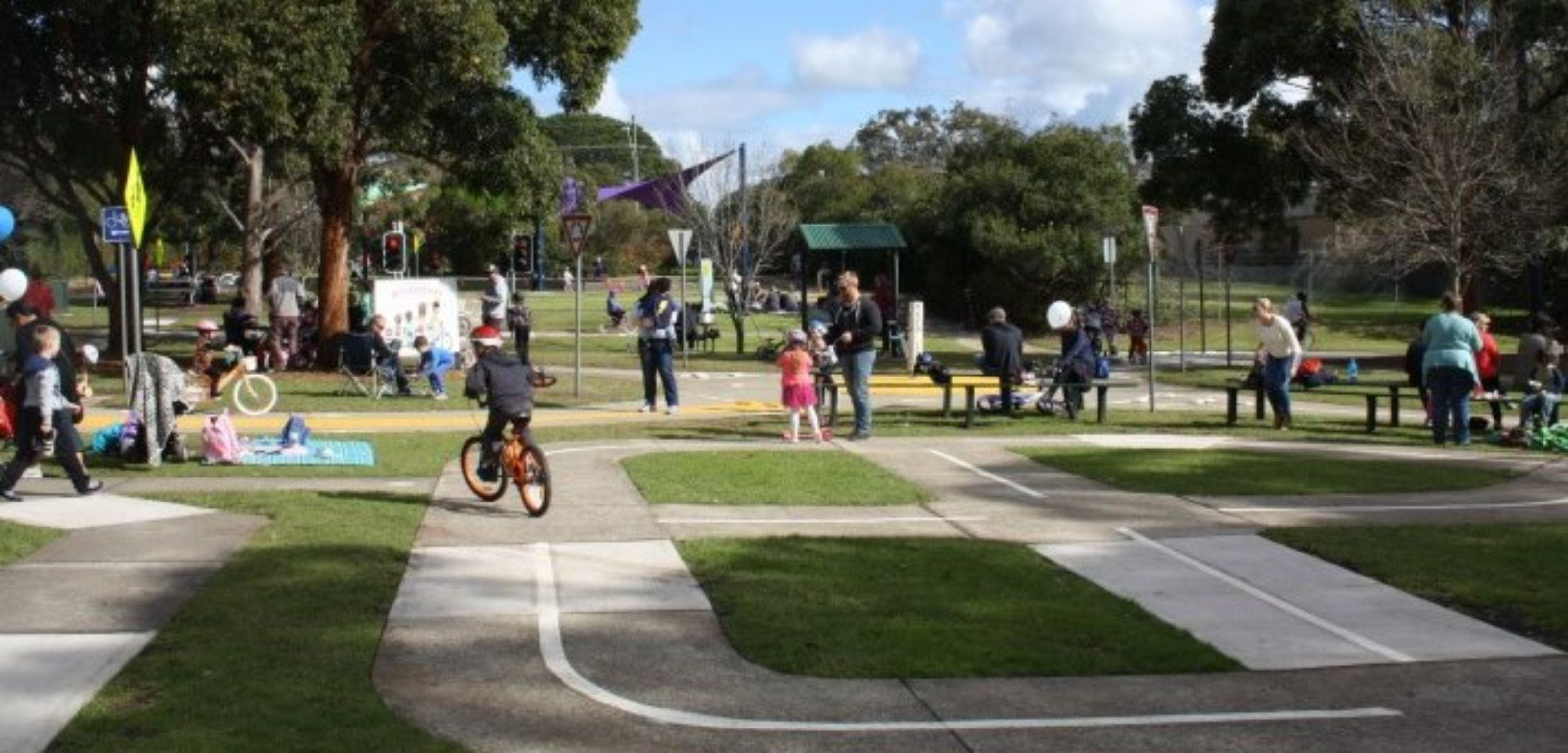 Campbelltown Bicycle Education Centre - Accommodation in Brisbane