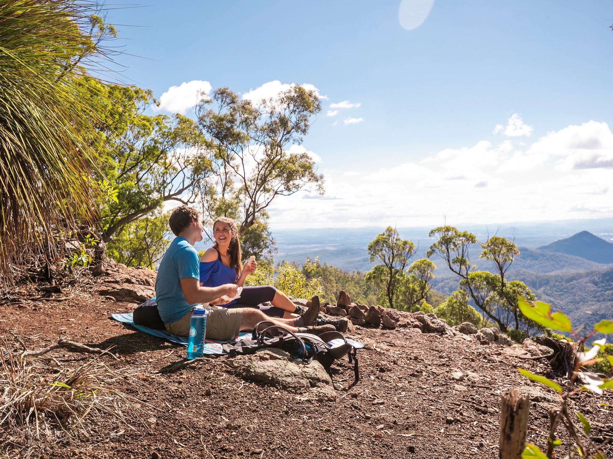 Goolman Lookout via Rocky Knoll Lookout Trail - Accommodation in Brisbane