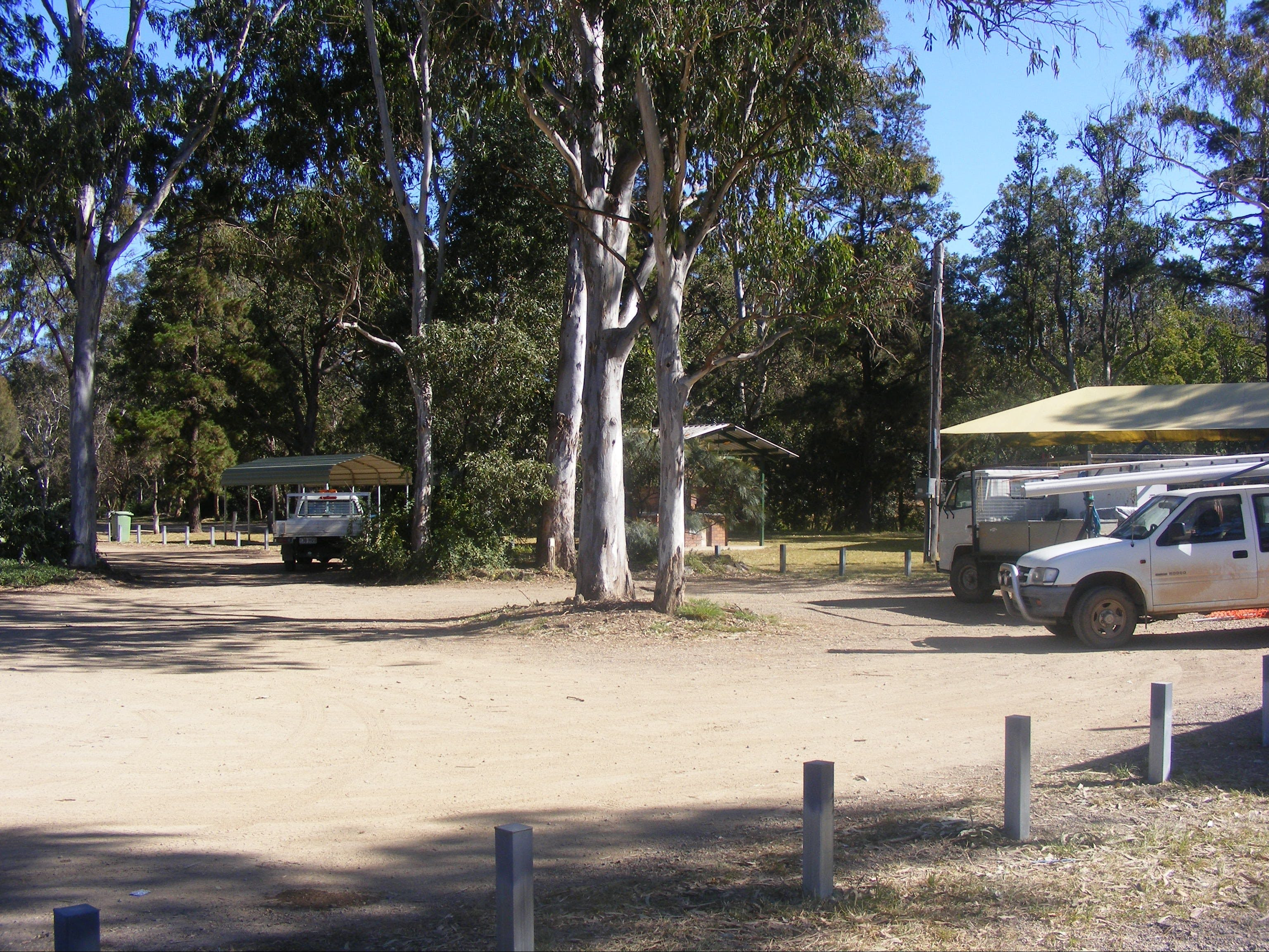 Lions Park - Nanango - Accommodation in Brisbane