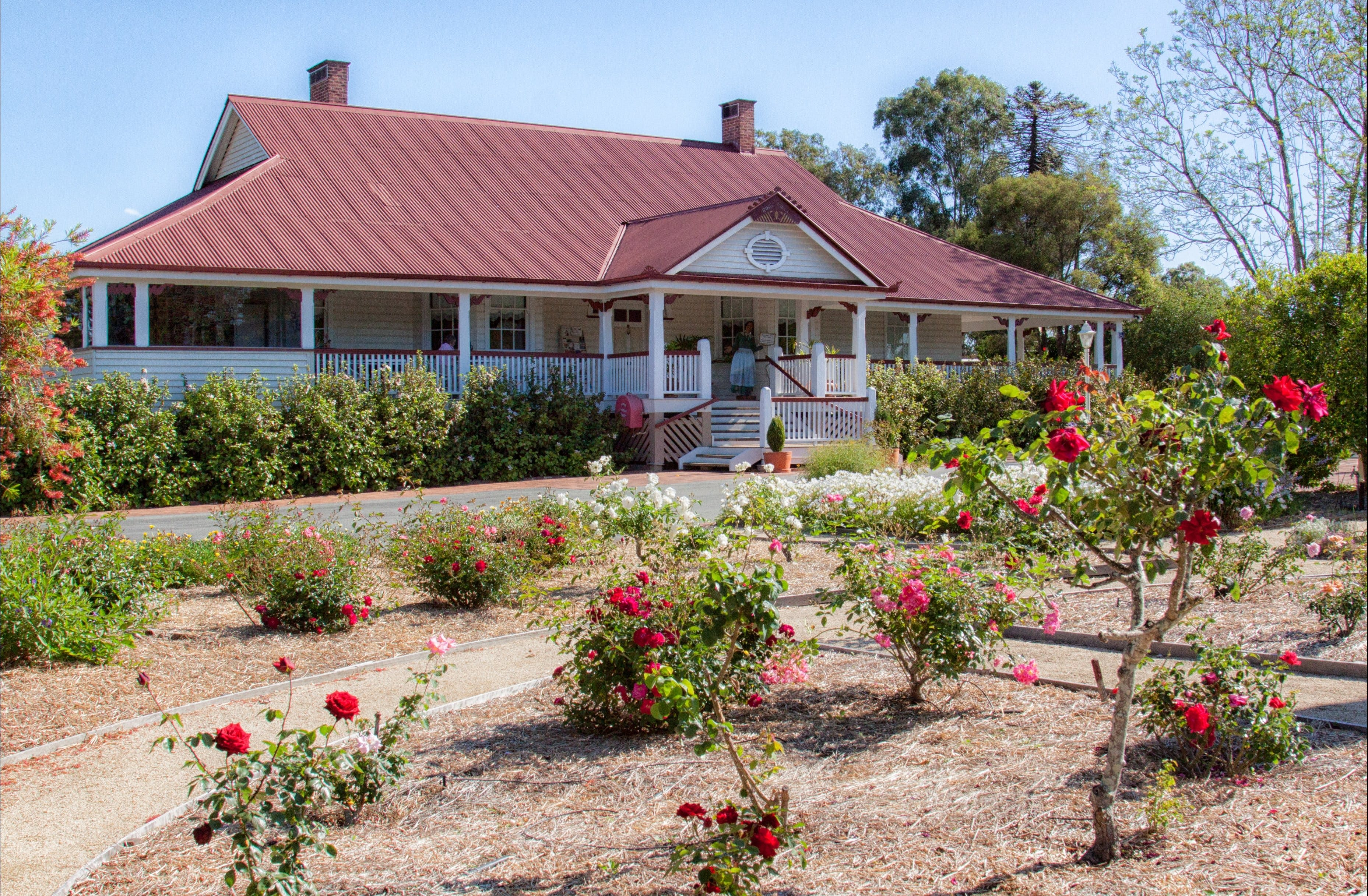 Ringsfield House Nanango - Accommodation in Brisbane