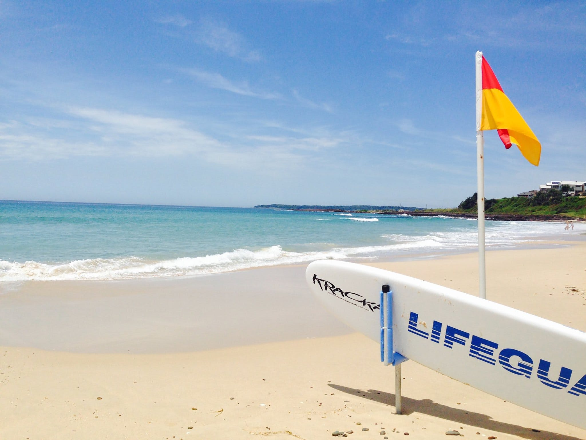 Shellharbour North Beach - Accommodation in Brisbane