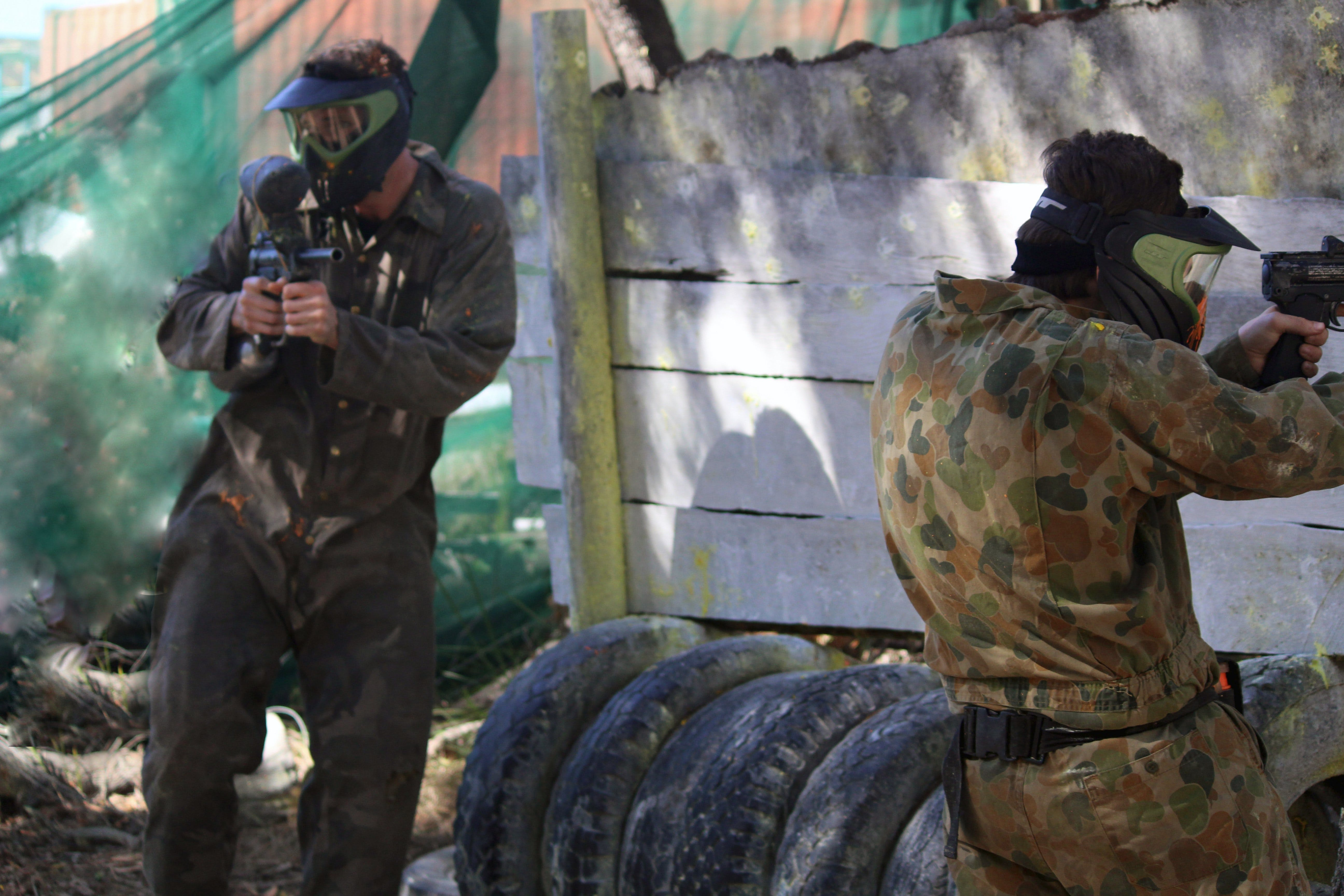 Skirmish Sunshine Coast Outdoor Paintball - Accommodation in Brisbane