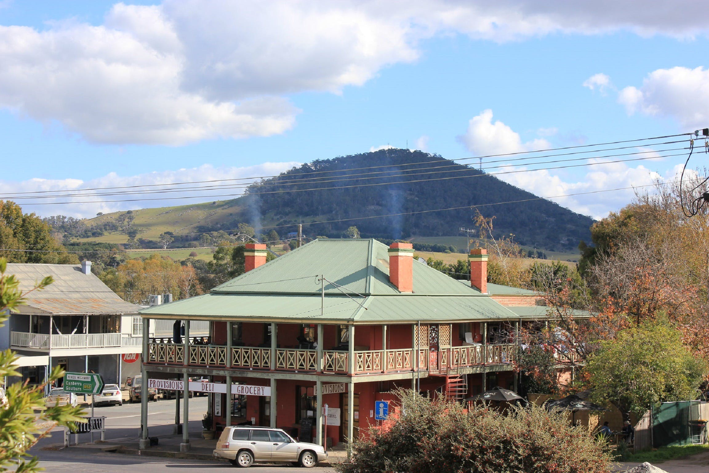 Braidwood Heritage Walk - Accommodation in Brisbane