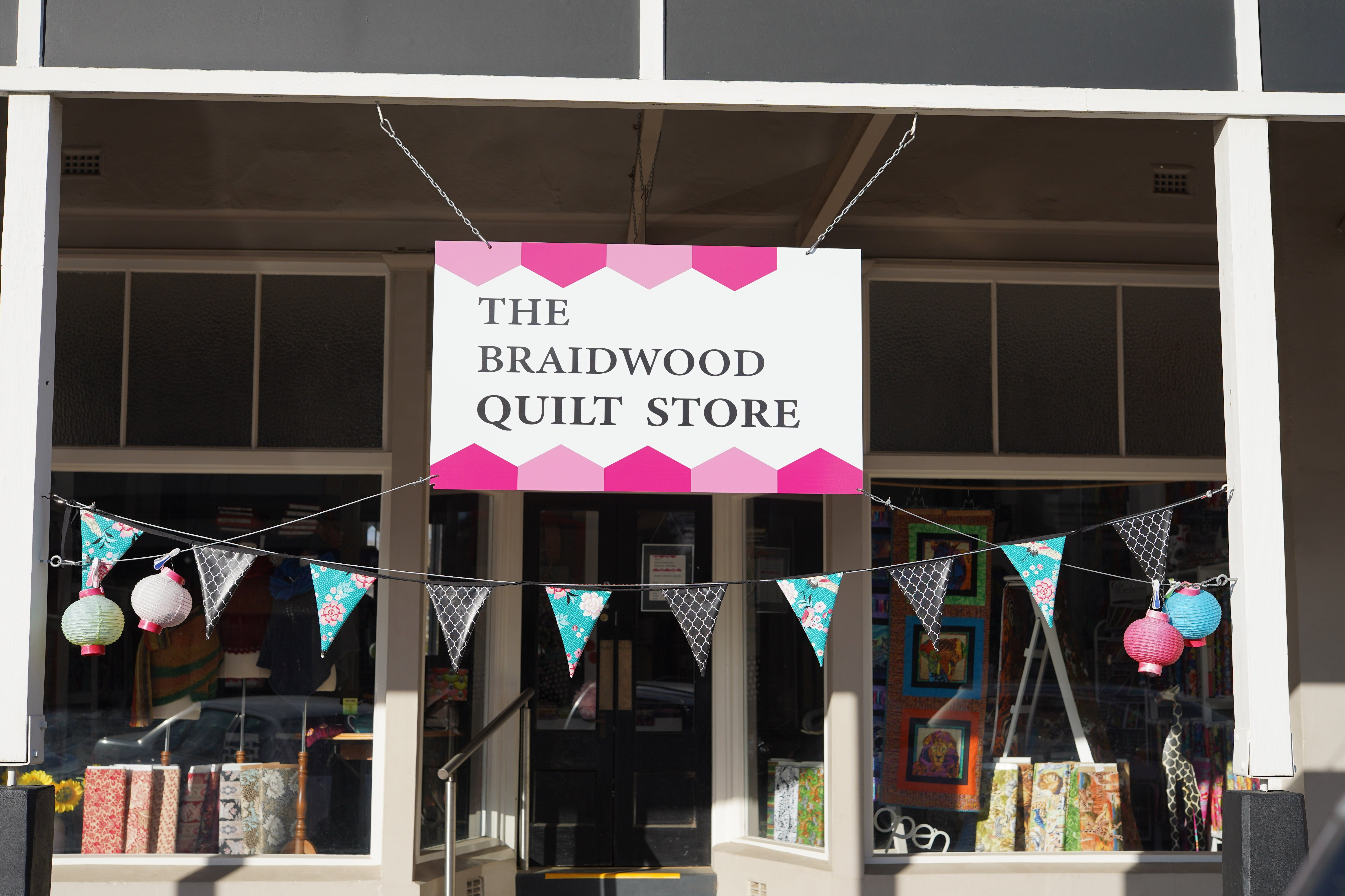 The Braidwood Quilt Store - Accommodation in Brisbane