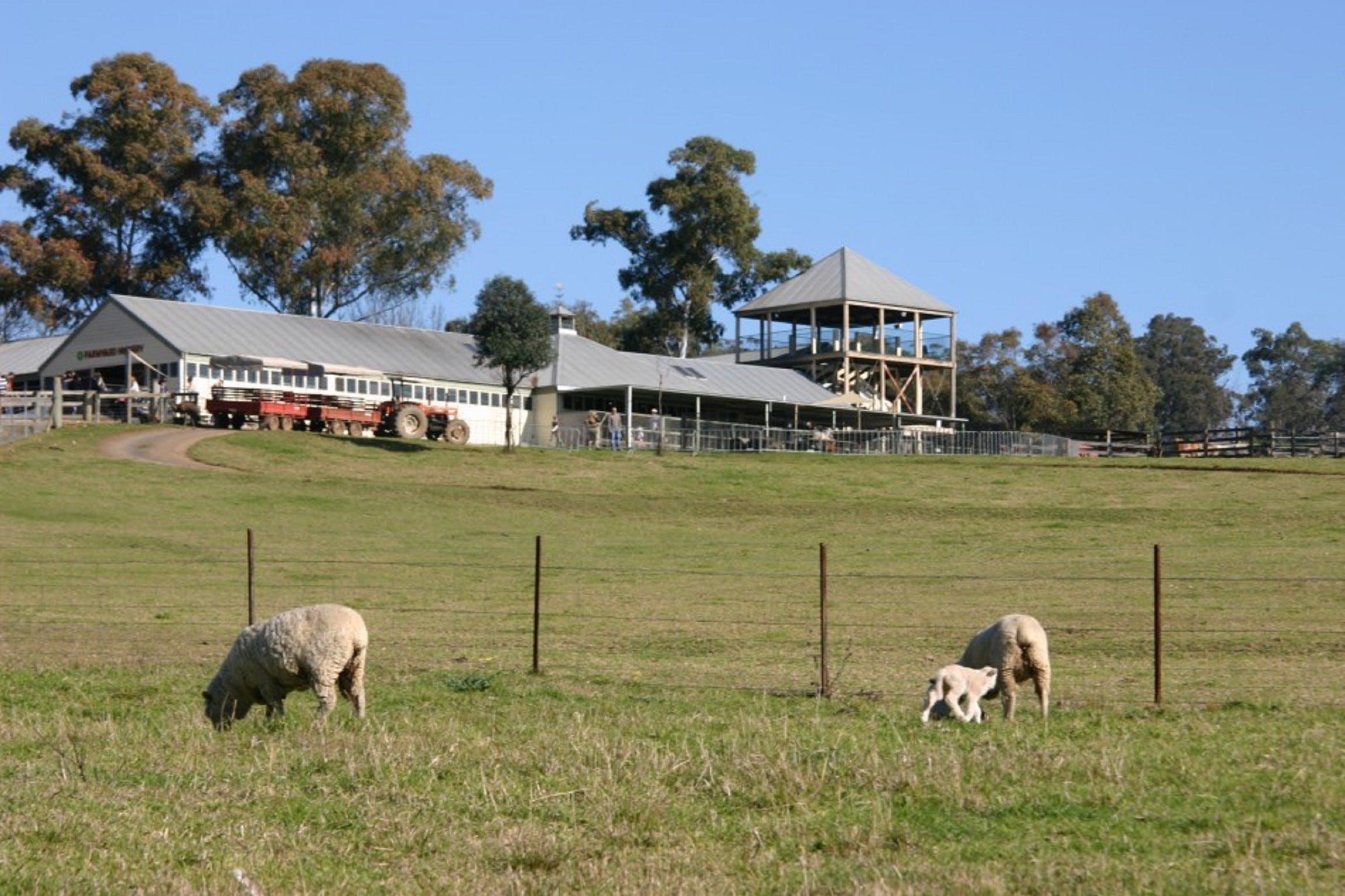 Calmsley Hill City Farm - Accommodation in Brisbane