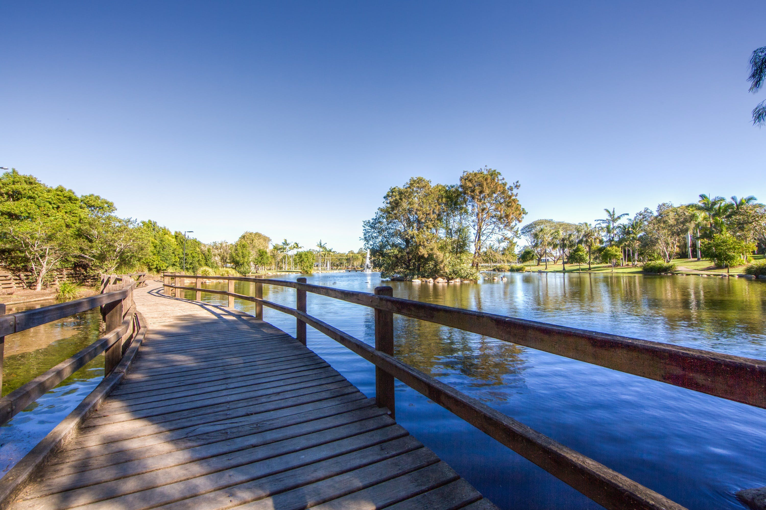 Centenary Lakes Park - Accommodation in Brisbane