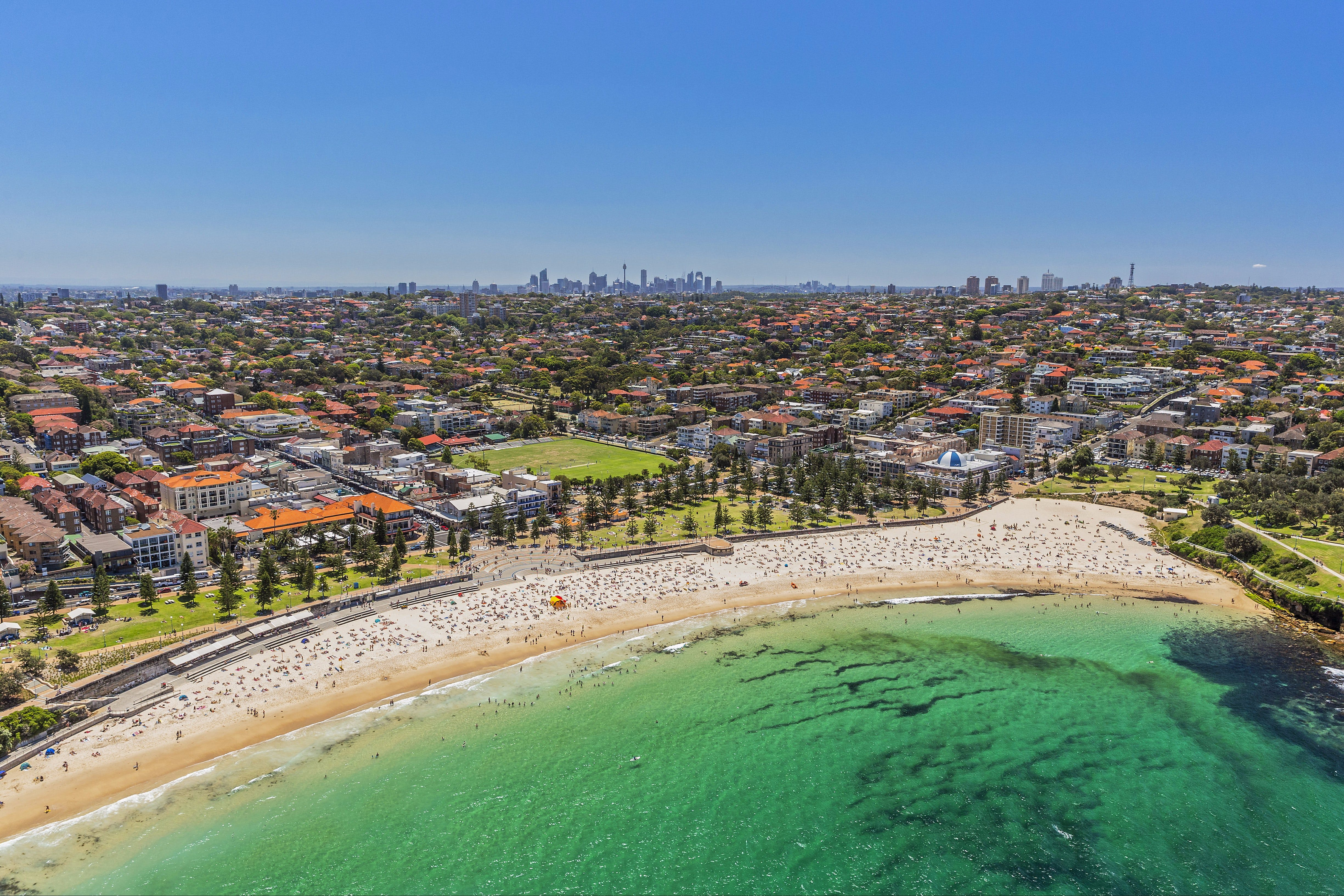 Coogee Beach - Accommodation in Brisbane