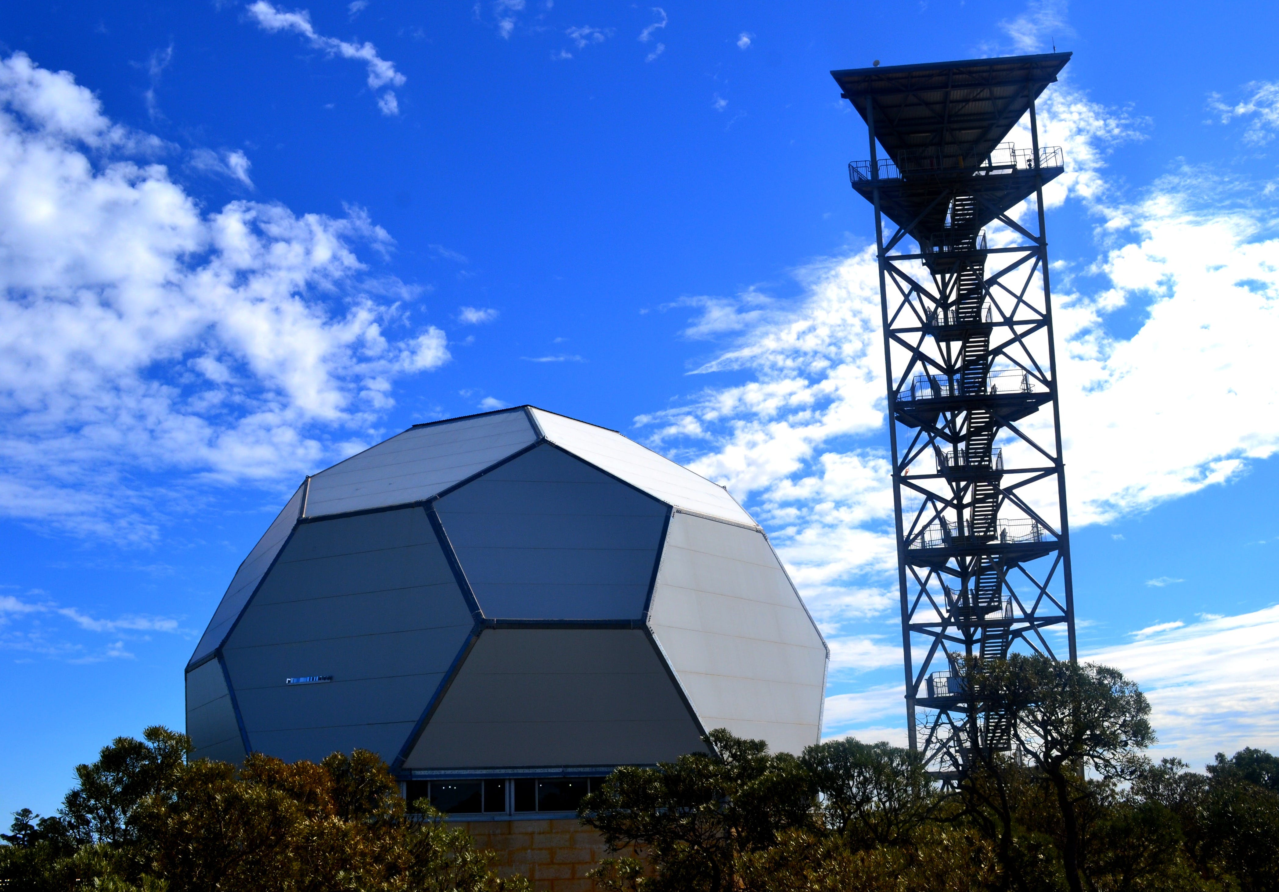 Gravity Discovery Centre and Observatory - Accommodation in Brisbane