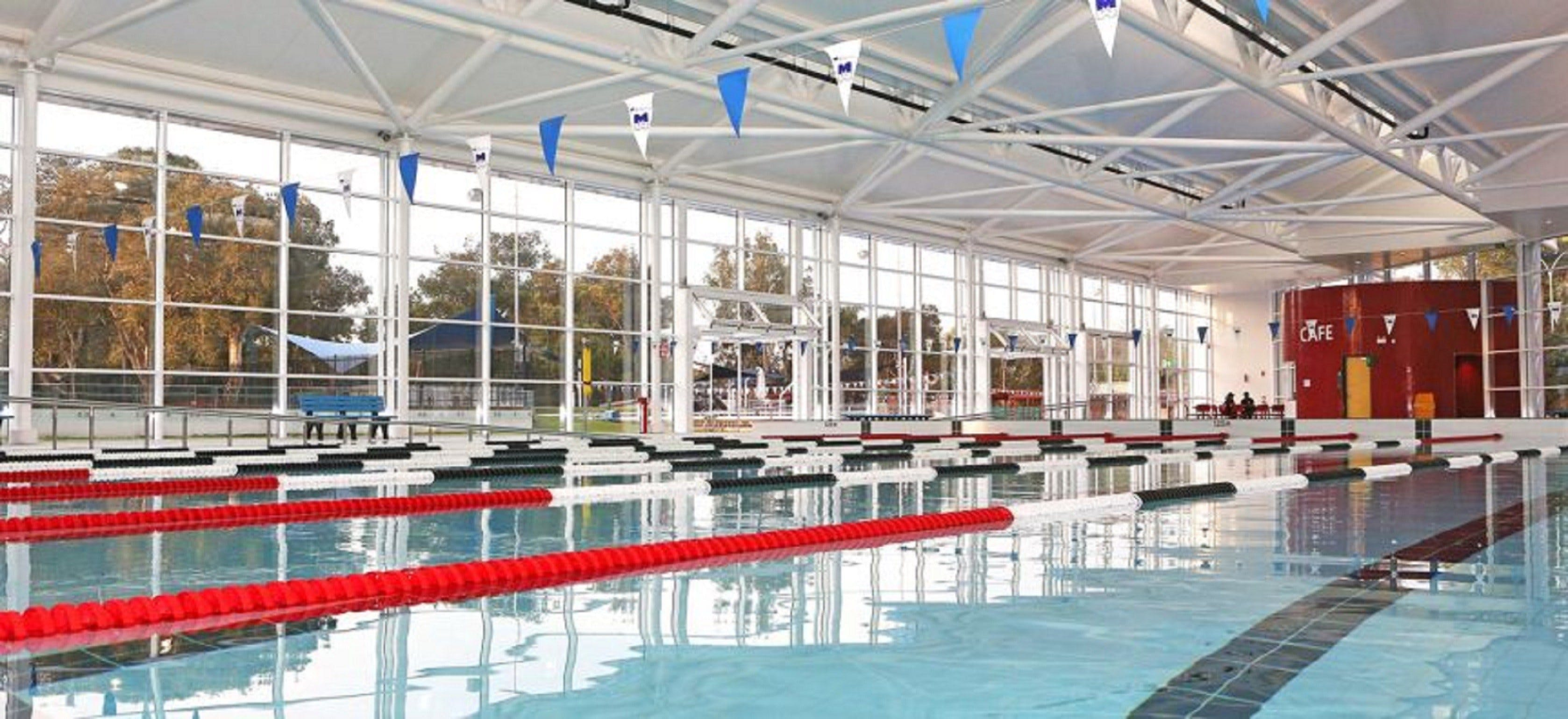 Manly Andrew Boy Charlton Aquatic Centre - Accommodation in Brisbane