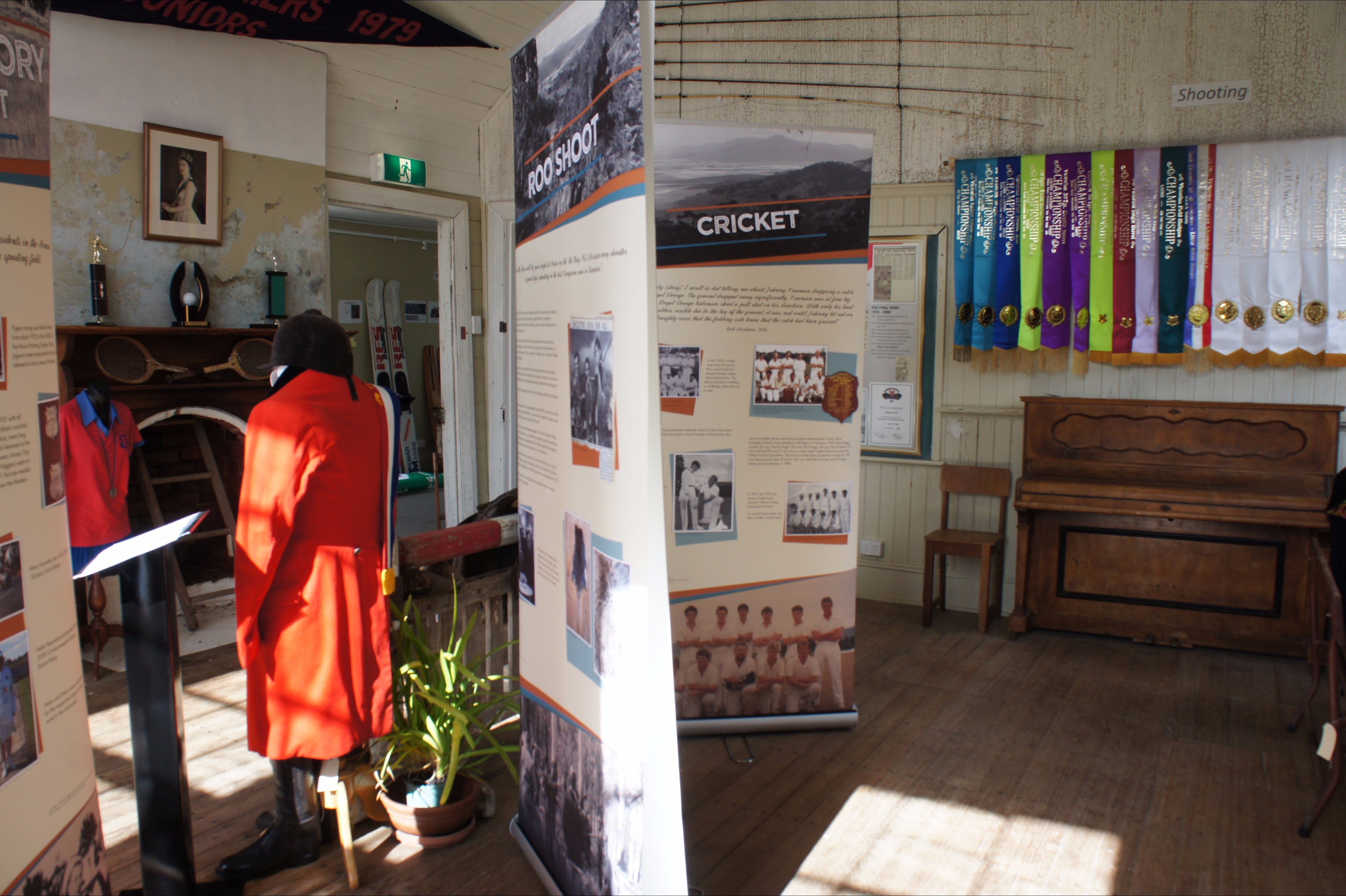Avoca Museum and Information Centre - Accommodation in Brisbane