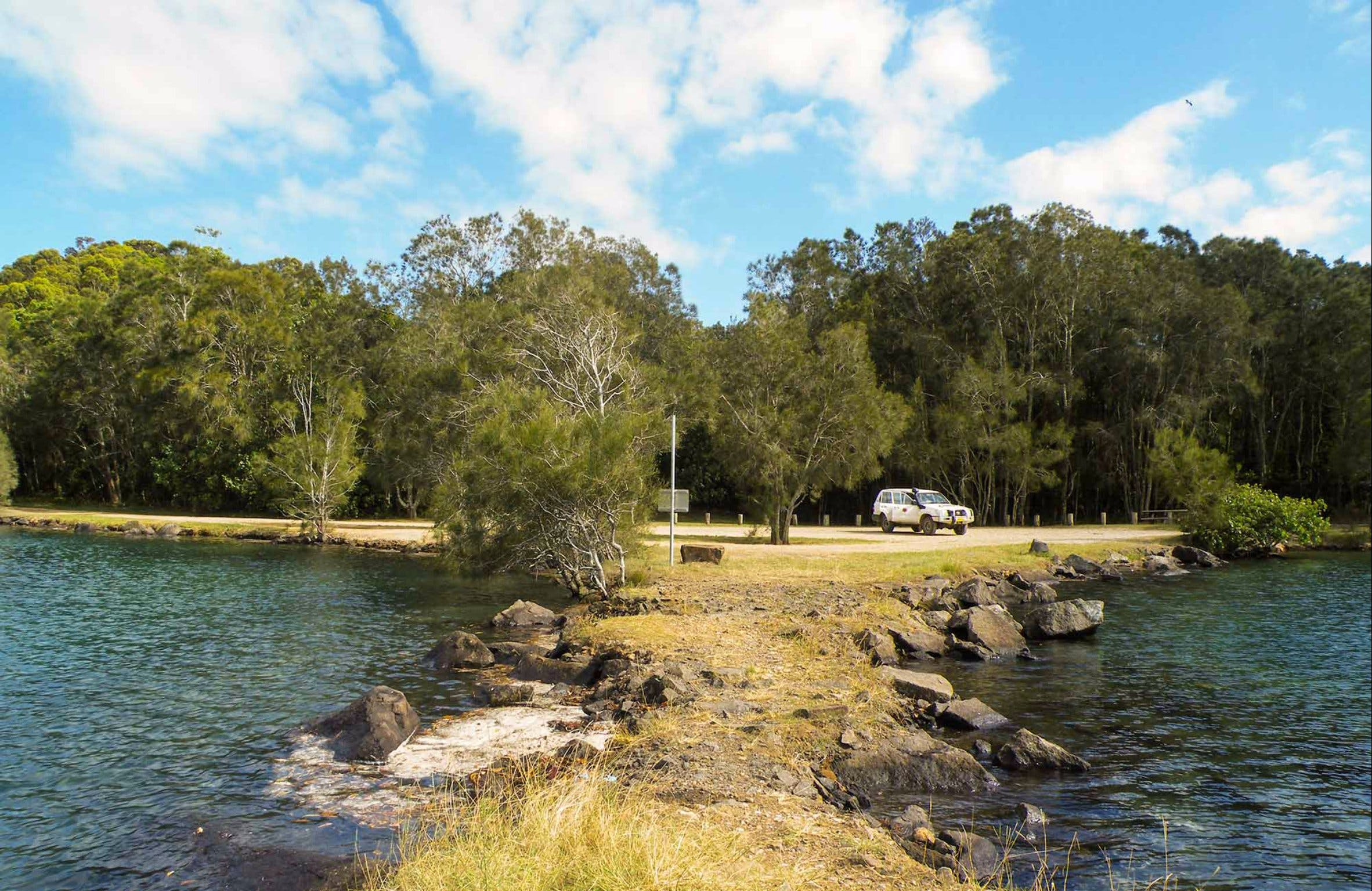 Brunswick River Picnic Area - Accommodation in Brisbane