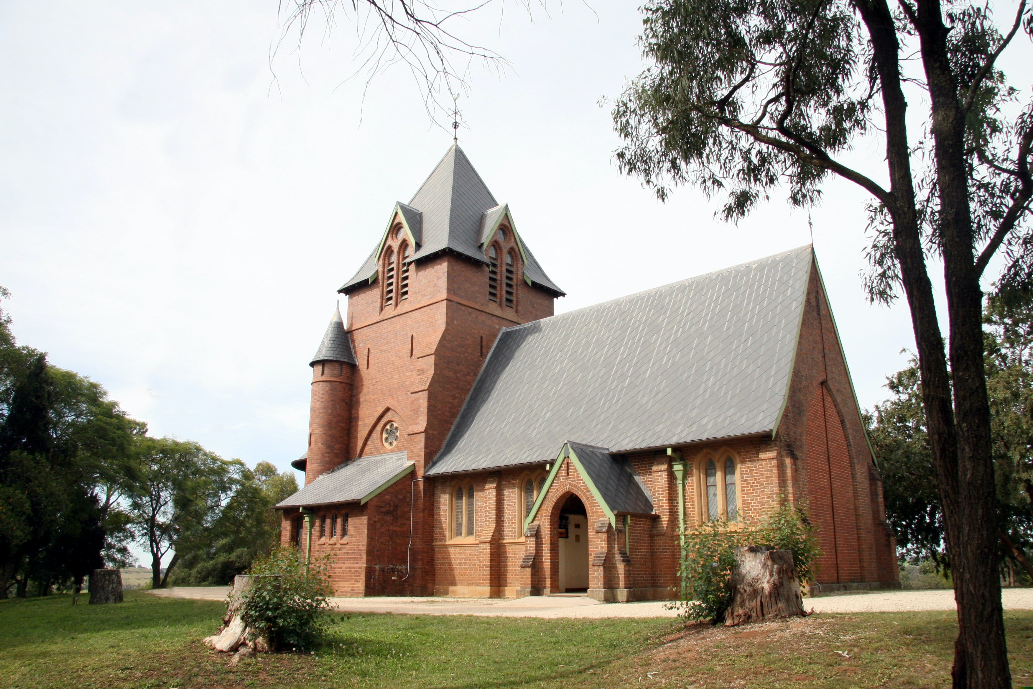 St James Anglican Church Menangle - Accommodation in Brisbane