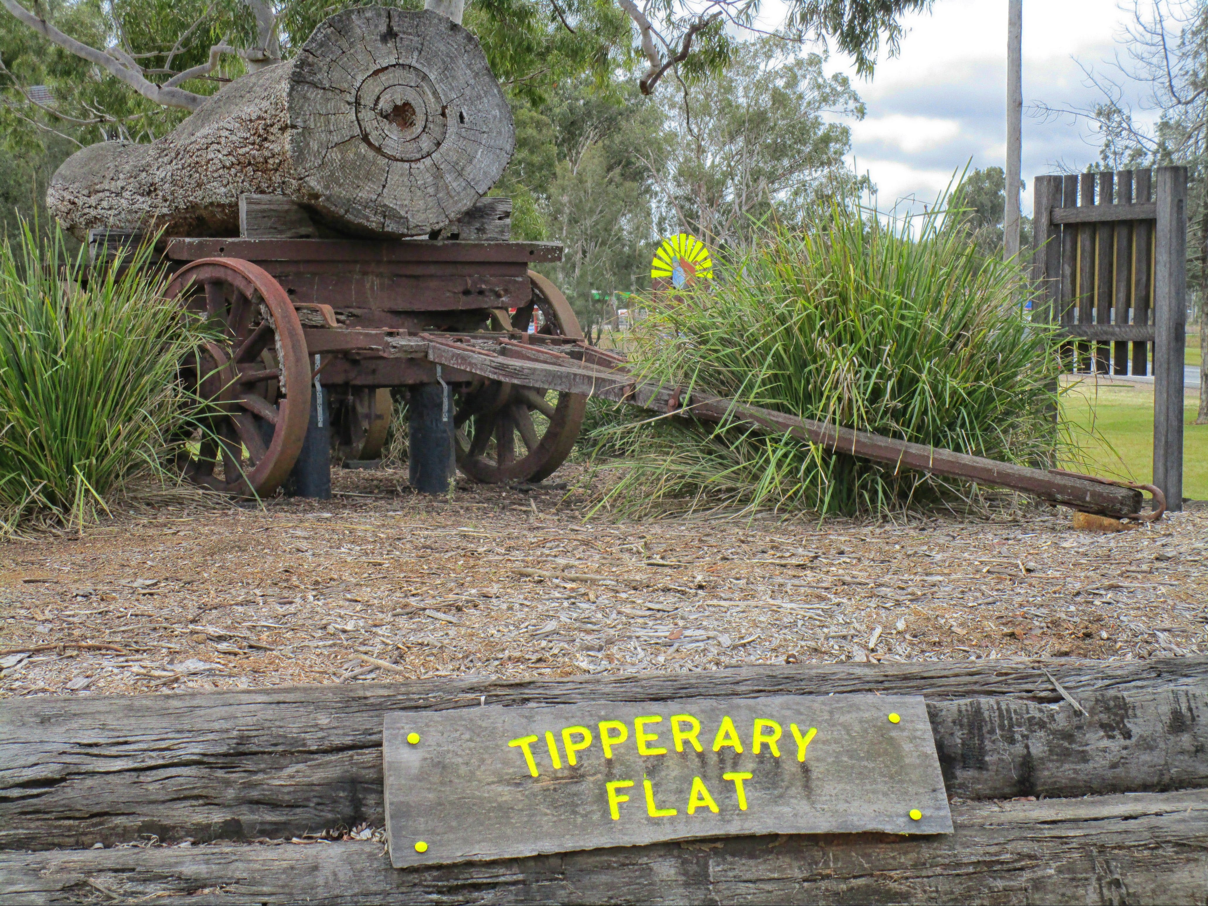 Tipperary Flat - Accommodation in Brisbane