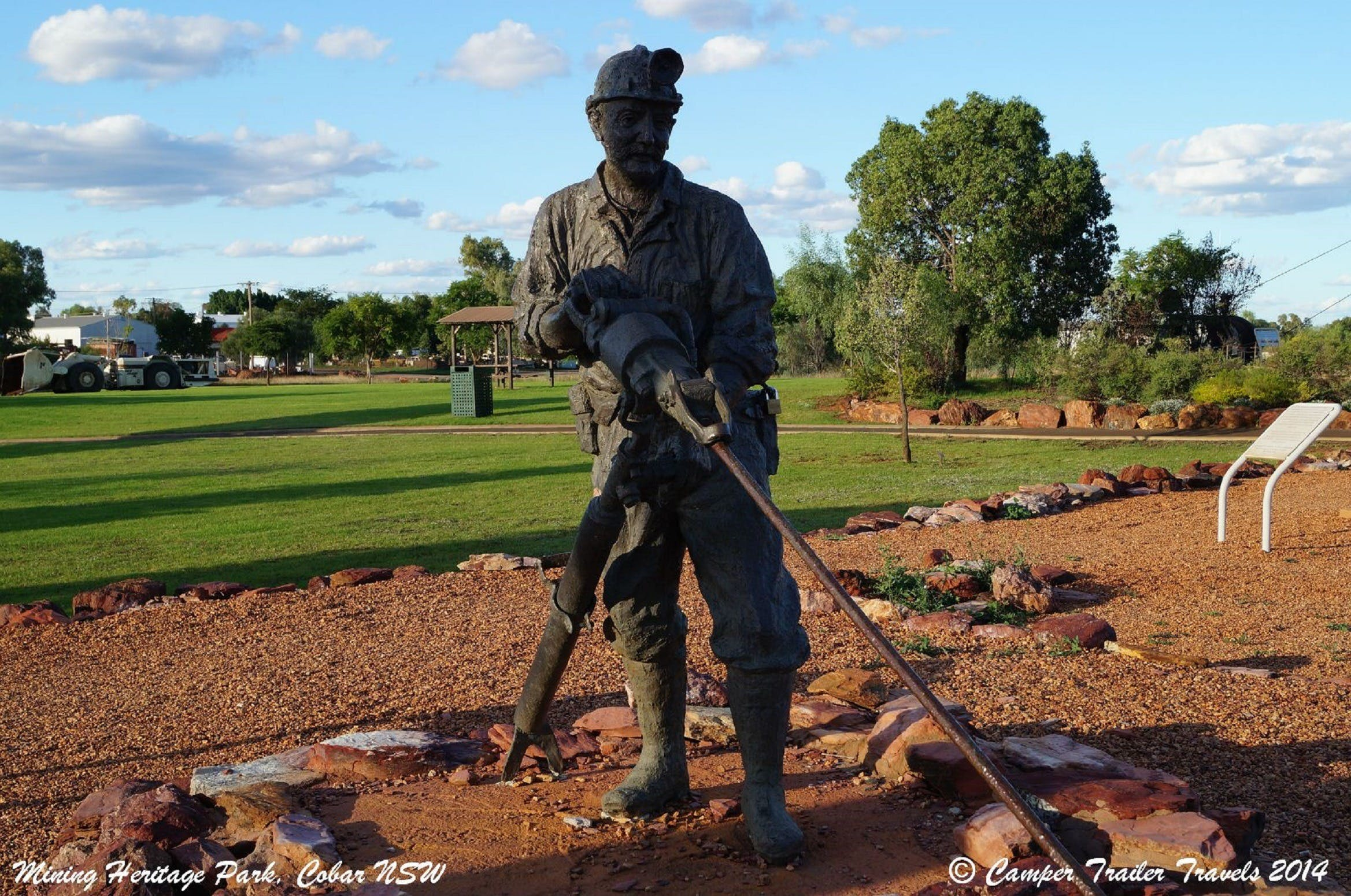 Cobar Miners Heritage Park - Accommodation in Brisbane