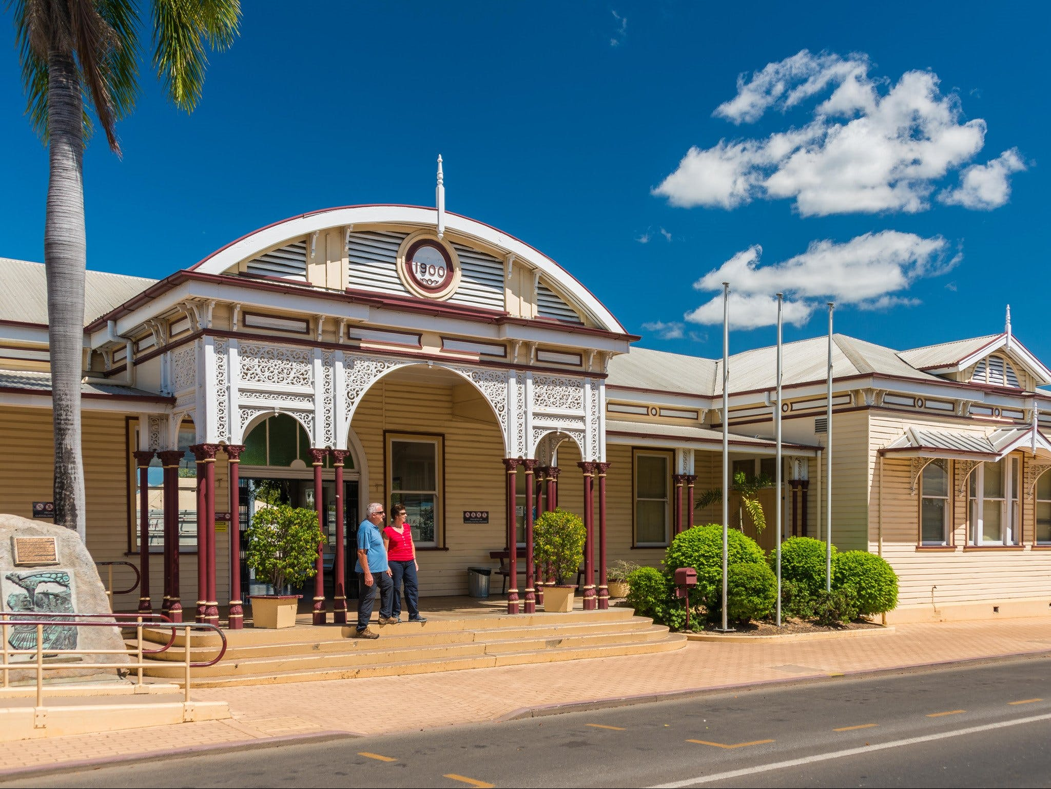 Emerald Historic Railway Station - Accommodation in Brisbane