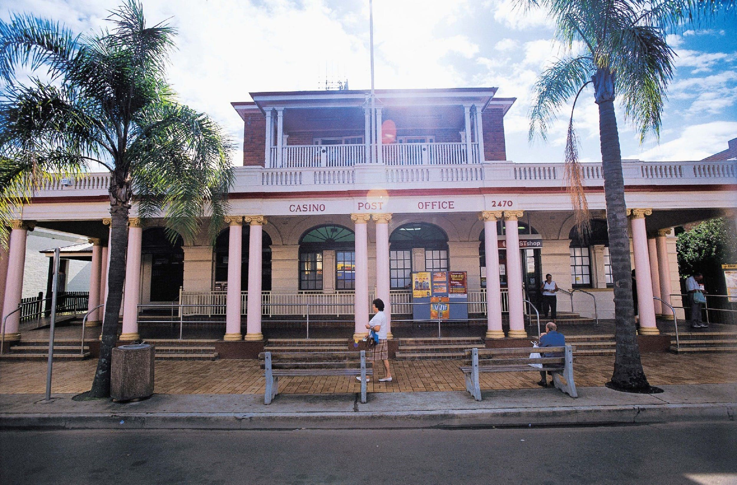 Federation Heritage Scenic Walk - Accommodation in Brisbane