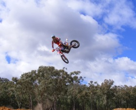 Goanna Tracks Motocross and Enduro Complex - Accommodation in Brisbane