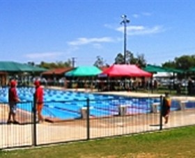 Charleville Swimming Pool - Accommodation in Brisbane