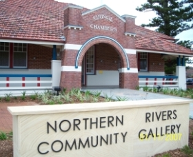 Northern Rivers Community Gallery - Accommodation in Brisbane