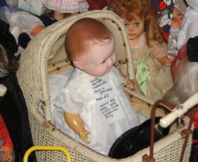 Little Darlings Doll Museum and Coffee Shop - Accommodation in Brisbane