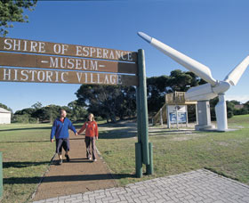 Esperance Municipal Museum - Accommodation in Brisbane