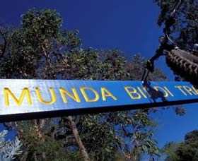Munda Biddi Trail - Accommodation in Brisbane