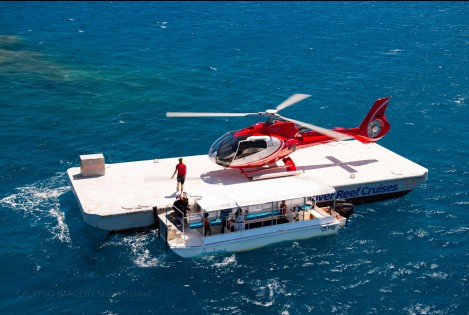 GBR Helicopters - Accommodation in Brisbane