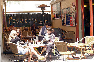 Focaccia Bar - Accommodation in Brisbane