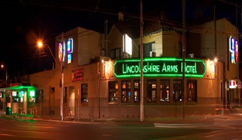 Lincolnshire Arms Hotel - Accommodation in Brisbane