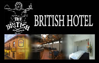 British Hotel - Accommodation in Brisbane