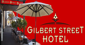 Gilbert Street Hotel - Accommodation in Brisbane