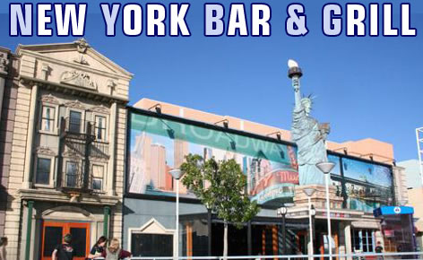 New York Bar  Grill - Accommodation in Brisbane
