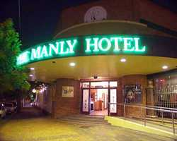 The Manly Hotel - Accommodation in Brisbane