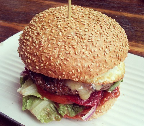 Grill'd Healthy Burgers - Accommodation in Brisbane